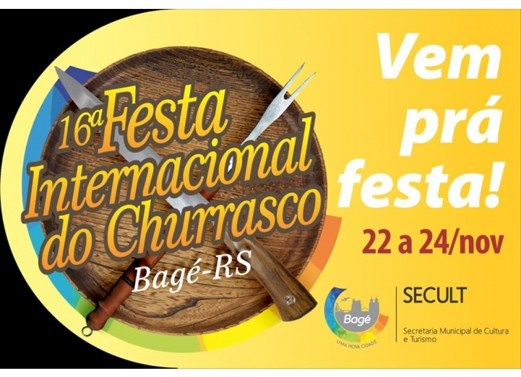 16ª Festa Internacional do Churrasco
