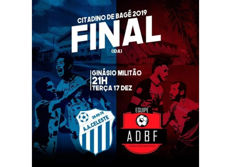 Final Do Citadino De Bagé